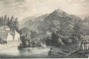 Sereikiškėse XIX a. (K. Raczynski, 1835)