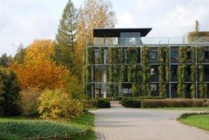 Žaliasis pastatas