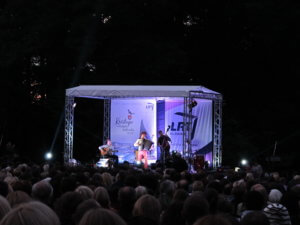 Concerts in the Garden